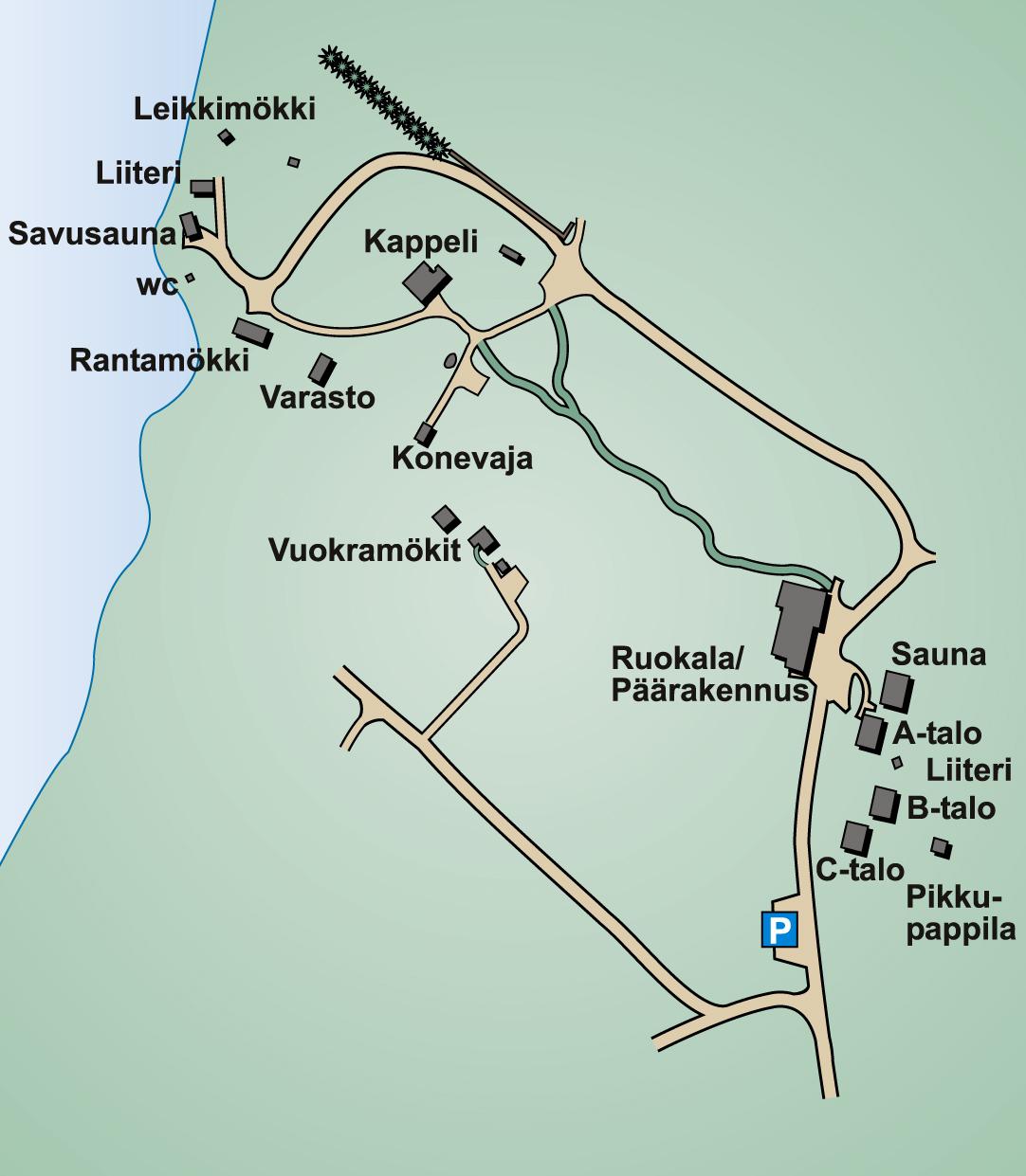 lauttasaaren liikuntakeskus Kajaani