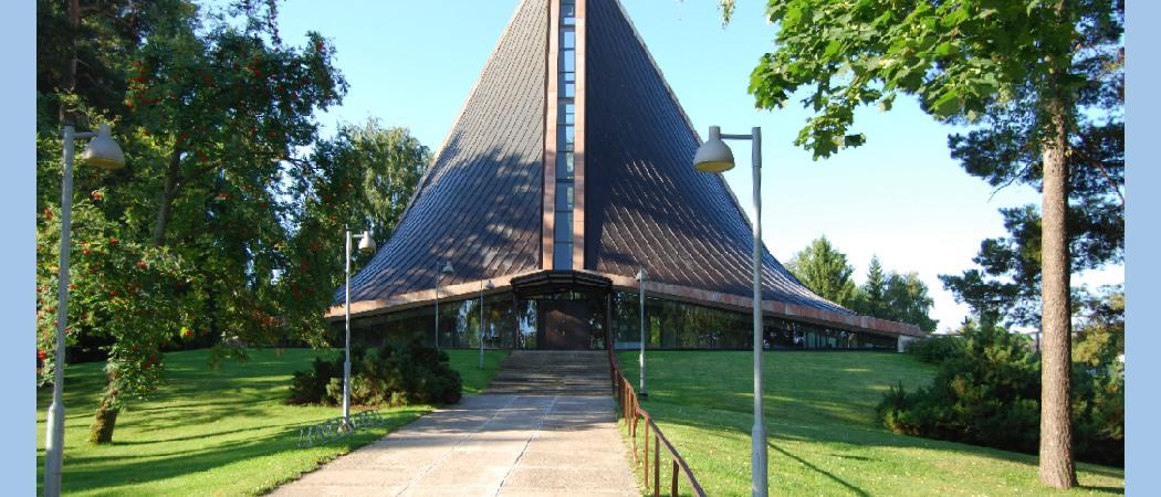Kuva toimipisteestä: Kannelmäen kirkko