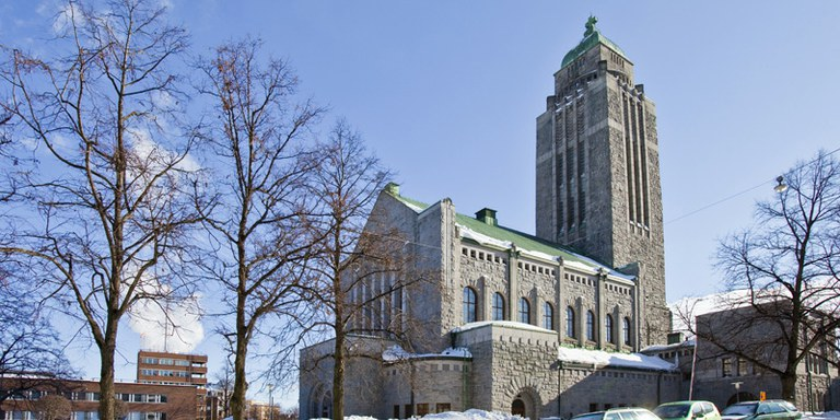 Kuva toimipisteestä: Kallion kirkko