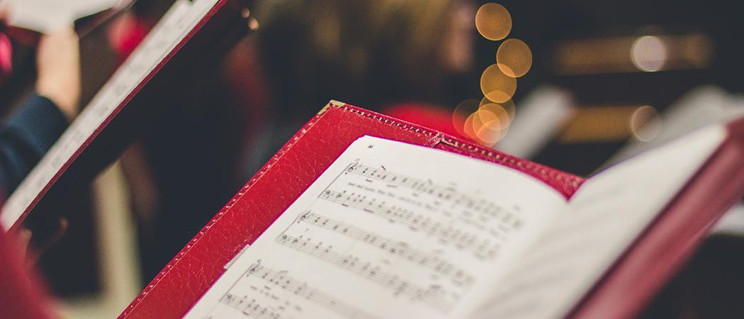 International Choir Rehearsal