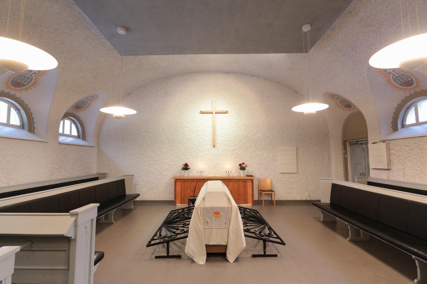 Malmin Itäinen Kappeli