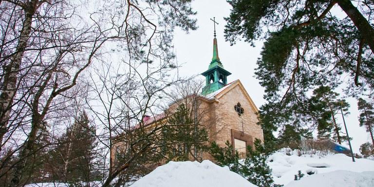 östersundomin Kirkko