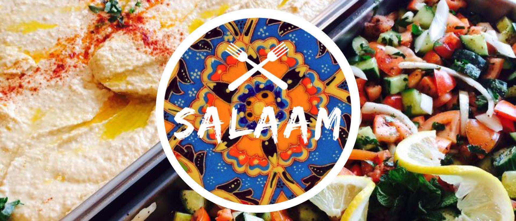 Community restaurant Salaam welcomes you!