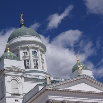 Helsingin hiippakunnan seurakunnat